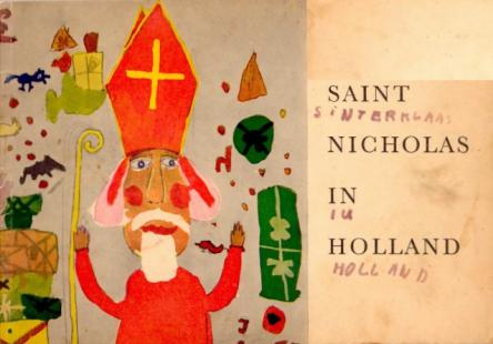 Saint Nicholas in Holland, 1980
